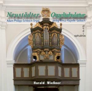 Adam-Philipp-Schleich-Orgel Gaibach